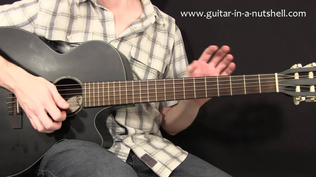 Spanish Guitar Lessons – You'll Love This!