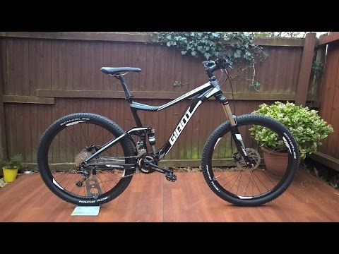 Bicicleta Giant Trance 4 Usada