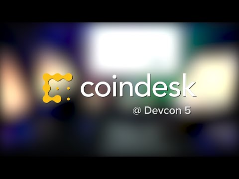 CoinDesk at Devcon 5: Interview with UNICEF's Blockchain Team video