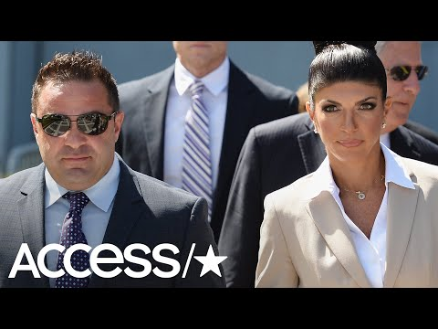 Teresa Giudice's Husband Joe Reported Directly To ICE After Prison Release
