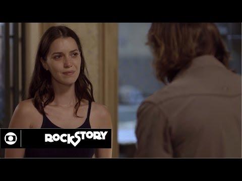 Rock Story: capítulo 128 da novela, sexta, 7 de abril, na Globo