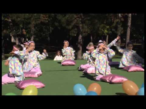 Мини мисс Детский парк 2013 (часть 1)