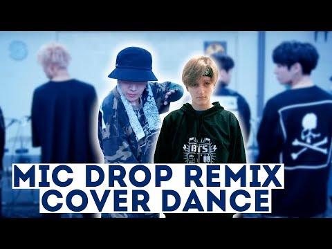 COVER DANCE BTS - MIC DROP YANG REMIX by Lee Saran