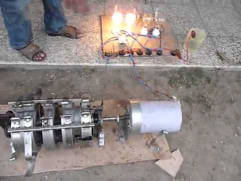 Free Energy Selfrunning Magnet Motor ??? – Fact or Fake ? Wasif Kahloon challenge to the engineers