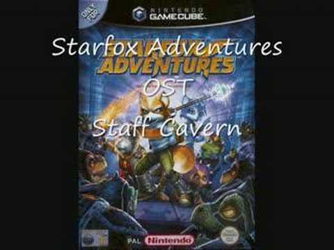 Starfox Adventures OST - Staff Cavern