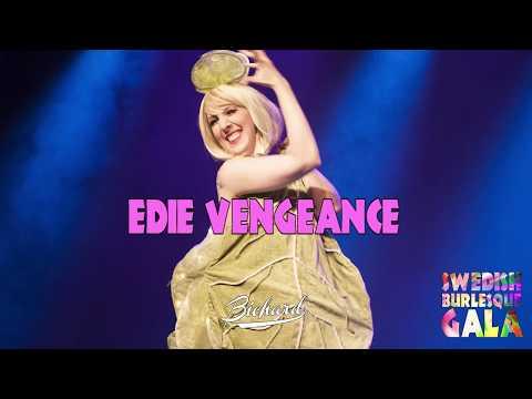 Edie Vengeanze - Swedish Burlesque Gala 2017 (видео)