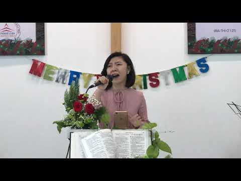 Hội Thánh Bết-lê-hem - Đêm Trần Thế Mong Chờ (Ca sĩ Tuyết Trinh)