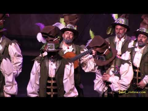 Semifinales Comparsa «La Casa de Papel» Carnaval de Isla Cristina 2019