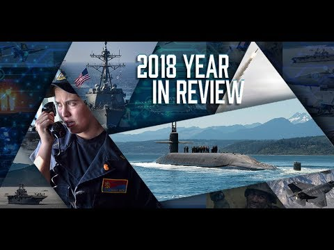 Snapshots Of The U.S. Navy's 2018
