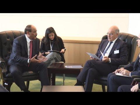 Επαφές με αξιωματούχους Κουβέιτ, Κατάρ και Αζερμπαϊτζάν