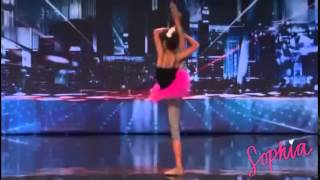 by Sophia Lucia - America's Got Talent Audition 2013