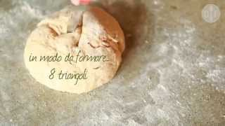 Videoricetta: pane senza lievito