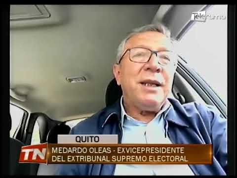 Medardo Oleas