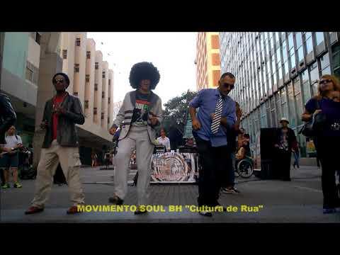 MOVIMENTO SOUL BH. cultura de rua..41.JAMES BROWN - MIND POWER SPECIAL.. Quebra tudo..