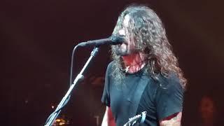 Foo Fighters - Walk (Houston 04.19.18) HD