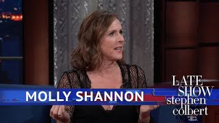 Video Molly Shannon And Will Ferrell Infuriated A Lot Of People MP3, 3GP, MP4, WEBM, AVI, FLV Oktober 2018