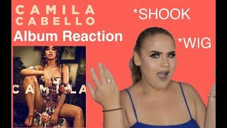 Download Video Camila Cabello - Camila (Full Album) REACTION - Elise Wheeler MP3 3GP MP4