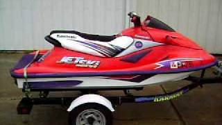 3. '99 Kawasaki Jet Ski Ultra 150 Parts for sale