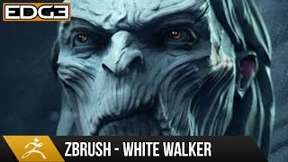 Video Zbrush Sculpting Tutorial - White Walker from Game of Thrones HD MP3, 3GP, MP4, WEBM, AVI, FLV Agustus 2018