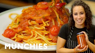 How To Improve Store-Bought Tomato  Sauce by Munchies