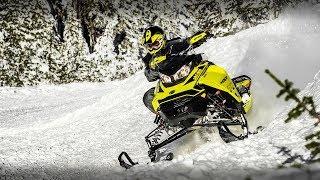 6. Moteur Rotax 600R E-TEC - Ski-Doo 2018