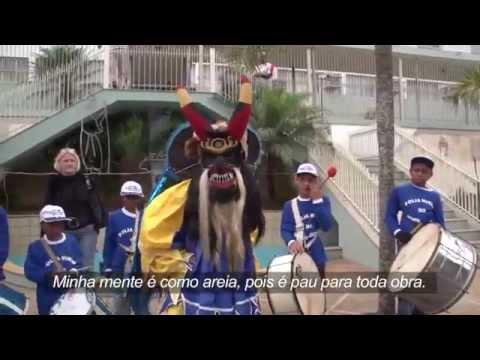 A folia dos reis mirins em São Sebastião do Alto TV RIOTUR