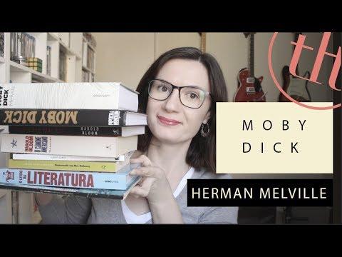 Moby Dick (Herman Melville) + Textos de Apoio | Tatiana Feltrin