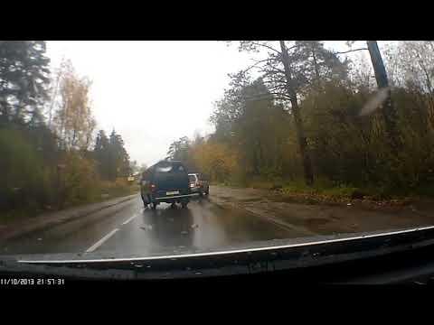Uskomatonta touhua venäläisellä maantiellä
