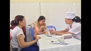 Tuyên truyền sức khỏe sinh sản cho hội viên phụ nữ