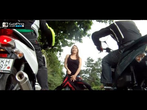 Honda PCX dragrace 150 vs. 125