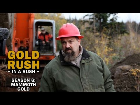 Gold Rush | Season 6, Episode 9 | Mammoth Gold - Gold Rush in a Rush Recap