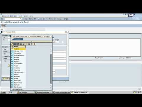 How to Fax Enable SAP with RightFax