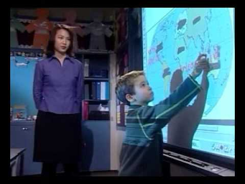 SMART BOARD - ELEMENTARY EDUCATION