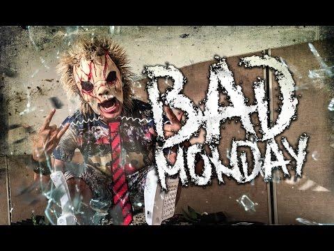 BAD MONDAY (Music Video) - DJ BL3ND, JAYCEN A'MOUR (видео)