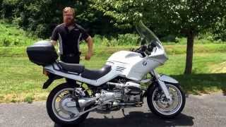 6. 2002 BMW R1150RS