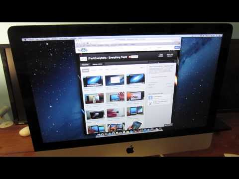 21.5 imac review - Buy on Amazon US: http://bit.ly/buynewimac Please LIKE this video as I really appreciate it! http://twitter.com/itecheverything Subscribe for more! In this v...