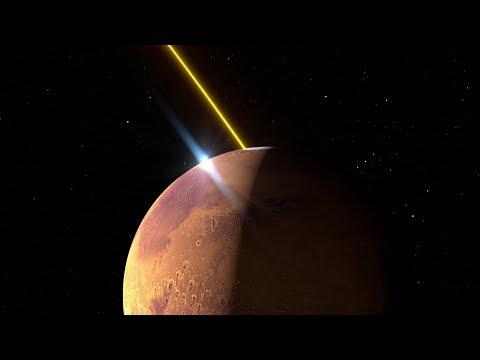 planetary wind - Para ver los subtítulos denle click al botón CC del reproductor y elijan la opción español. NASA Planetary Science: Estudiando el viento solar en Marte Rober...