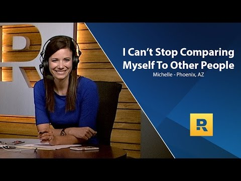 I Can't Stop Comparing Myself To Other People -
