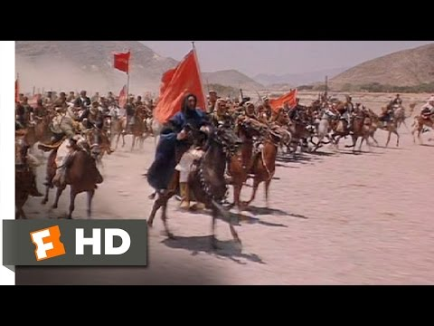 Lawrence Of Arabia (5/8) Movie CLIP - Attack On Aqaba (1962) HD