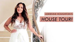 Video Adrienne Houghton's House Tour | All Things Adrienne MP3, 3GP, MP4, WEBM, AVI, FLV Februari 2019