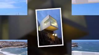 Пляжный дом от Vertice Arquitectos