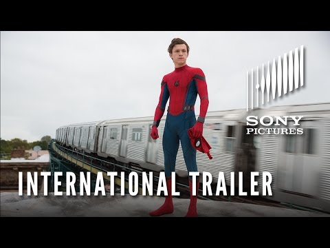 Spider-Man: Homecoming (International Trailer)