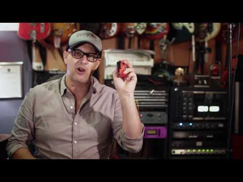 Artist MP101 Detonator Distortion Micro Guitar Effects Pedal Demo