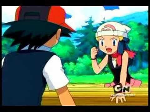 Ash Is Dawn's Bad Boy