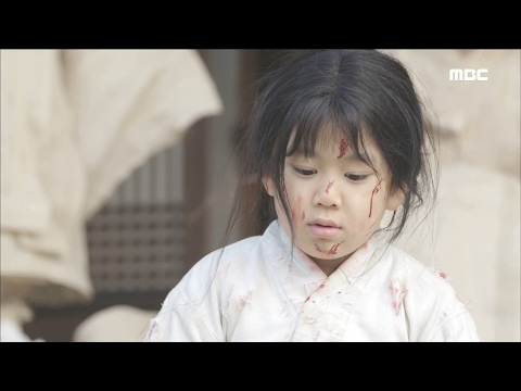[The Rebel] 역적 : 백성을 훔친 도적 ep.03 Return to become covered in blood and the Lee Ro-Woon. 20170206