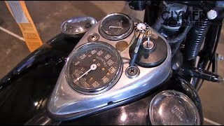 4. Clymer Manuals Indian Police Chief Vintage Motorcycle Walk Around Video