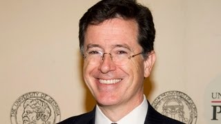 Chapter 8 - Higher Education Stephen Colbert