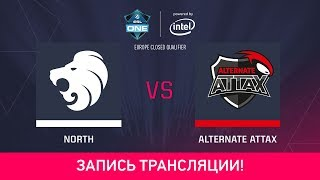 North vs ALTERNATE, game 1