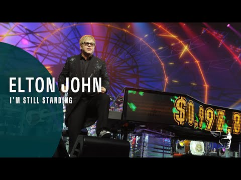 Elton John - I'm Still Standing (Million Dollar Piano) ~ HD