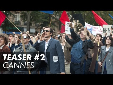 "LE REDOUTABLE - TEASER #2 ""Cannes"""